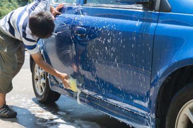 洗車を簡単に済ませたい人必見!20分以内に車を綺麗にする洗い方