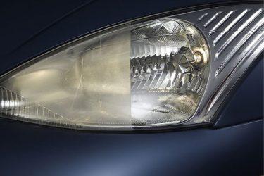 ヘッドライトの黄ばみや曇りの原因は?やってはいけない除去方法と予防策
