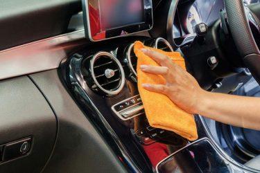 車の室内を清掃しよう!誰でも簡単に車内をキレイにする方法